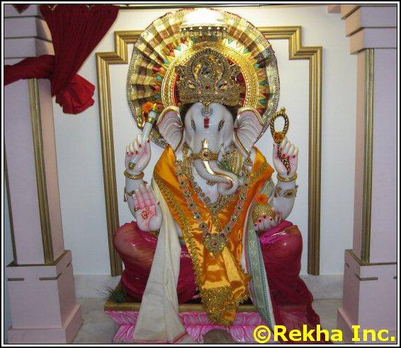 Ganesh Festival in Virginia image &copy VAIndia.us