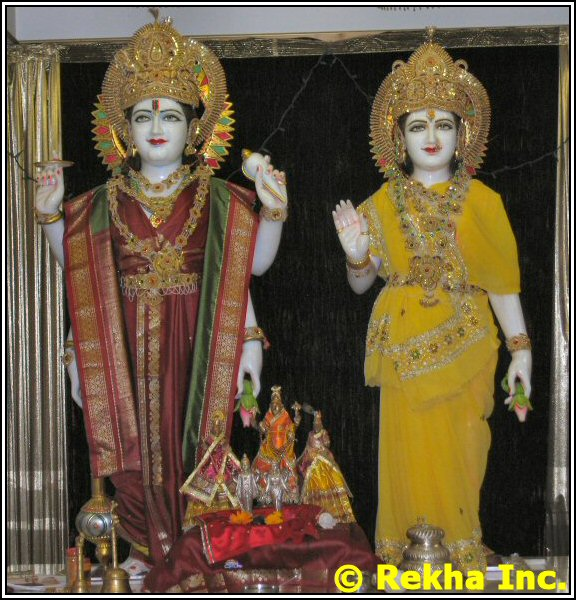 lakshmi narayan rajdhani mandir image &copy VAIndia.us