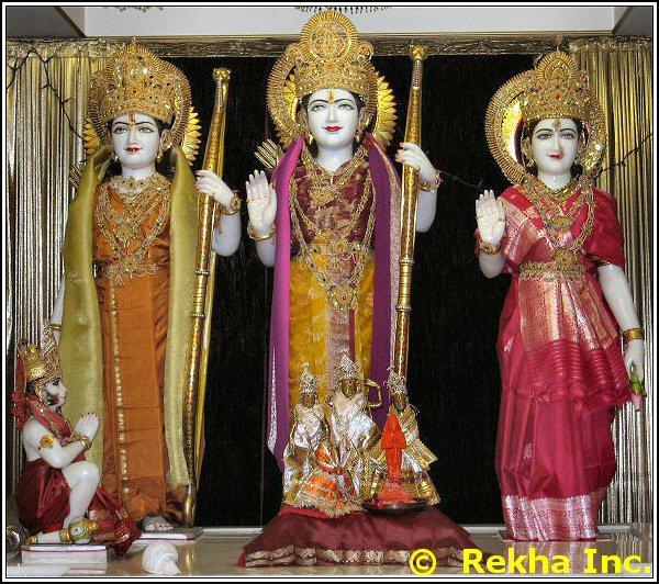 ram durbar rajdhani mandir image &copy VAIndia.us