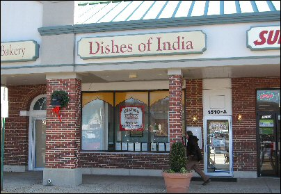 Dishes of India, Alexandria