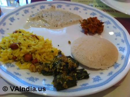 Karaikudi Lemon Rice © VAIndia.us