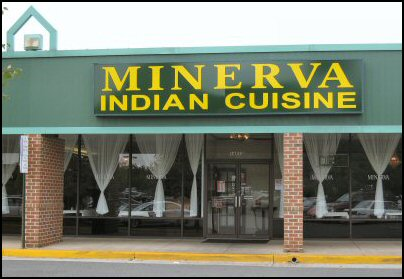 Other Virginia Indian Restaurants Minerva Cuisine