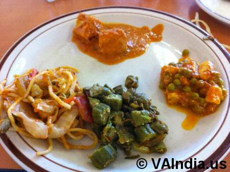 Rasoi of India Butter Chicken © VAIndia.us