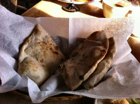 saran naan bread © VAIndia.us