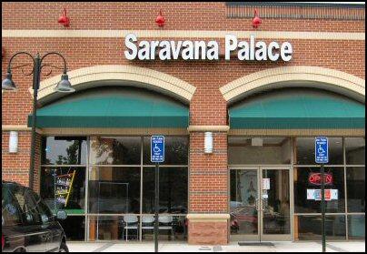 saravana palace vegetarian