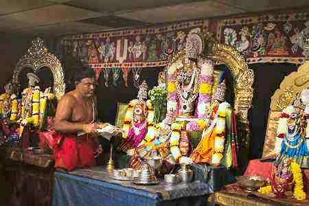 SV Lotus Temple Fairfax, VA